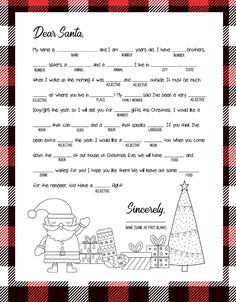 65 Ideas Funny Christmas Party Games Mad Libs For 2019 Christmas Mad Libs For Kids, Funny Christmas Party Games, Christmas Gift Exchange Games, Funny Christmas Gifts, Christmas Humor, Christmas Fun, Holiday Fun, Xmas Games, Holiday Ideas