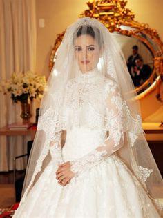 fernanda rolim - Just Married - Sandro Barros - www.sandrobarros.com