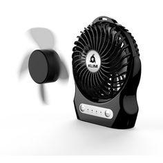 KLIM Mini Kühler - Der leistungsstärkste seiner Größe - USB Verbindung & leicht zu transportieren - 5 Jahre Garantie - Desktop-Kühler - 3 Geschwindigkeiten  EUR 16,90