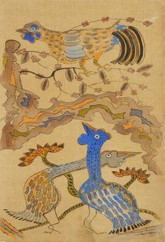 사단법인 한국 전통 민화 연구소 Korean Painting, Modern Pictures, Korean Art, Art Template, Korean Traditional, Ink Painting, Types Of Art, Folk Art, Kids Rugs