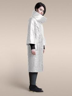 Bring it on, winter! We'll be frost-free wearing this stylish, snug coat by Vaute.