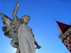 Church Statue Of Liberty, Greek, Art, Statue Of Liberty Facts, Art Background, Statue Of Libery, Kunst, Performing Arts, Greece