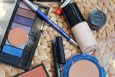 Stuff I used for this makeup look: http://www.bambidoes.de/kiko-stick-eyeshadow-ocean-blue-elektrisch-blaues-augenmakeup/  #makeupcollection #shuuemura #katvond #kiko