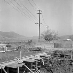 Construction at Reino Road in Newbury Park in front of 5 acres at corner of Borchard and Reino Roads The Ventura County Star and the Thousand Oaks Library hold joint access to the copyright Vintage California, Southern California, Newbury Park, Best Craft Beers, Westlake Village, Simi Valley, Ventura County, Digital Image, Acre