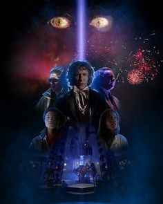 Doctor Who The Movie, Classic Doctor Who, Doctor Who Art, Original Doctor Who, Eighth Doctor, Paul Mcgann, Sci Fi Tv Shows, The Enemy Within, Fantasy Movies