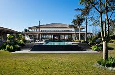 Not every home captured by Studio Smadar is the same sleek modern shape.