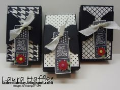 """Candy Box. Just a note: I cut the box top 3 1/8"""" x 4 1/2"""" instead of the 4 5/8"""" (which was a tad too long for the box)."""