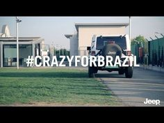 "Jeep presents ""Pirlo The Wizard"" #crazyforbrazil"