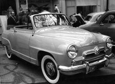 OG | 1952 Simca Aronde Plein Ciel | Dropped prototype
