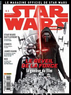Panini Comics : Star Wars Insider #5 disponible le 9 février | Star Wars HoloNet