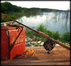 Coke & Fishing