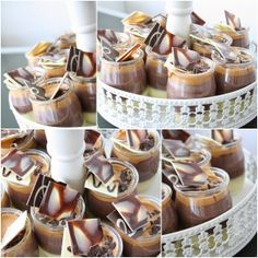 schoko Caramel, dessert