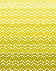 5 Ombre Chevron Patterns. LOVE this than the traditional chevron