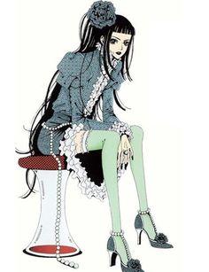 Nana Manga, Manga Girl, Old Anime, Anime Art, Yazawa Ai, Nana Osaki, Paradise Kiss, Mode Kawaii, Culture Art