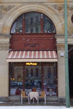 Café Ganz Wien in Berlin