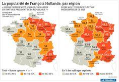 popularite, françois hollande, sondage