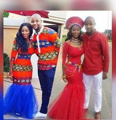 Zulu Bride Traditional Wear 2017 and 2018 ⋆