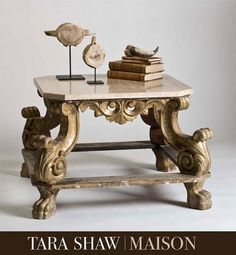 Willow Decor: Tara Shaw Maison -The New Classics