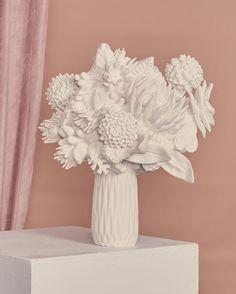 Something we liked from Instagram! My artwork for @VLEEDA 16SS 2D painting을 3D printing 으로 나타낸 작업 그림에 숨결을 불어넣어 (3D scanning) 평면을 입체로 구현해냈다. 과정 내내 어려움이 많았지만 상상한 대로 형상을 창조하는 기쁨을 다시 한 번 알게 해준 소중한 작품이다. . . [Seeing is not everything part 1]_front side 3D printing 40x60x45 (cm) 2015 LEEDA . .  #textile #art #fashion #design #artwork #pattern #painting #illustration #flower #graphic #3Dprinting #3D #sculpture #3Dscan #3Dprint #3Dprinter #designer #아트 #패턴 #텍스타일 #디자인 #디자이너 #플라워 #3D프린트 #작업 #VLEEDA…