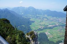 **Rauschberg (cable car) - Ruhpolding, Germany
