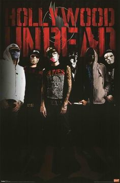 Hollywood Undead Fav Song Tendencies.