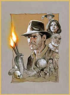Indiana Jones by jasonpal.deviantart.com suggested by $renonevada