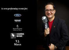 Chicago Corporate Entertainment Magician - Edd Fairman