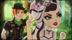 Ever After High - Duchess. Pipe down duchess don't take it out on sparrow