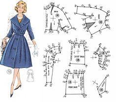 Dress-Coat Pattern