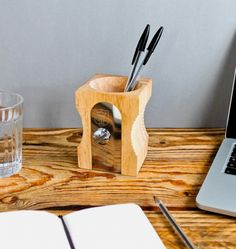 The giant Pencil Sharpener desk tidy is hugely iconic and looks sensational in any work space, a classic design by the boys at J-Me for SUCK UK