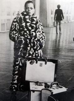 Diana Ross Travel st