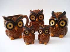 Apparently, we couldn't get enough owls in the 70's