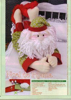 Mimin Dolls: bonecas de natal