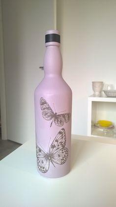 Flessen met gesso