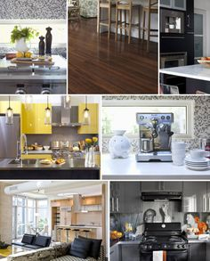 Mood Board Monday: Modern Kitchen Designs (http://blog.hgtv.com/design/2013/07/22/mood-board-monday-modern-kitchen-designs/?soc=pinterest)