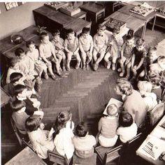 L'aménagement de la classe en maternelle (acte 1) - école petite section