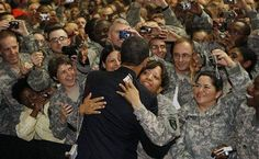 PRESIDENTIAL & CARES ABOUT OUR MILITARY #OBAMA