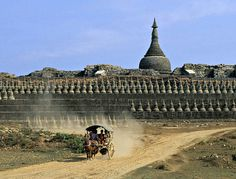 Mrauk oo ancient city