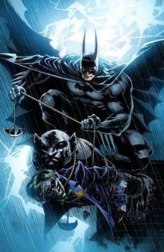 Batman by Kelley Jones and John Beatty