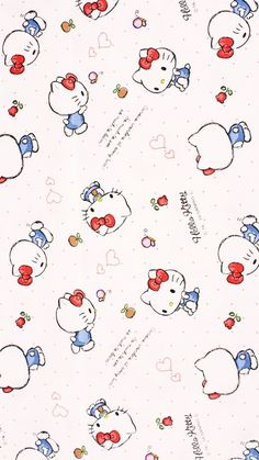 47 New Ideas baby wallpaper pattern backgrounds hello kitty Sanrio Wallpaper, Baby Wallpaper, Hello Kitty Wallpaper, Kawaii Wallpaper, Wallpaper Iphone Cute, Pattern Wallpaper, Cute Wallpapers, Wallpaper Backgrounds, Hello Kitty Art