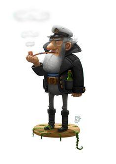 Arte de Roman Shipunov ★ Find more at http://www.pinterest.com/competing/