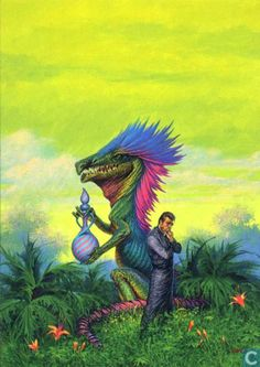 Trading cards - Darrell K. Sweet - A Problem of Ethics