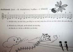 Kaštánek Kids Songs, Kindergarten, Math, Halloween, Movie Posters, Fictional Characters, Autumn, Montessori, Winter