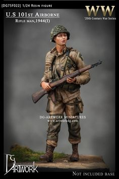 Available now at highcalibreminiatures.com. Click on the pic for more details and FREE worldwide shipping on all orders of $90 or more Military Modelling, Love And Respect, Fine Men, Scale Models, Wwii, Miniatures, Artwork, Quotes, Free