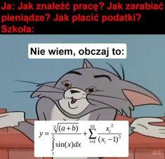 Polish Memes, Weekend Humor, Quality Memes, School Memes, Wtf Funny, Creepypasta, Lotr, Bts Memes, Funny Images