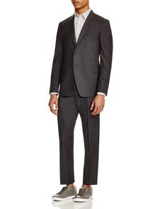 Paul Smith London Textured Slim Fit Suit