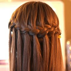 9 Easy Hairstyles for School! 9 Easy Hairstyles for School! French Braid Hairstyles, Twist Hairstyles, Straight Hairstyles, Wedding Hairstyles, Hairstyle Braid, Natural Hairstyles, Hairstyle Ideas, Waterfall Hairstyle, Easy Hairstyles For School