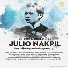 Julio Nakpil was a musician when he was called to join the Katipunan. He successfully led the Katipuneros of the north. Image Sources, Pinoy, Revolutionaries, Philippines, Knowledge, Template, Science, Movie Posters, Design