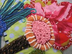 Sue Spargo design - /stacycmc/sue-spargo/  BACK  (where else?)  d0 4 flowers, Crazy Q, Sue S ...........Q  ALSO on