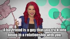 LOL... This is so true... as a guy, I have never wanted to be in a relationship!!!